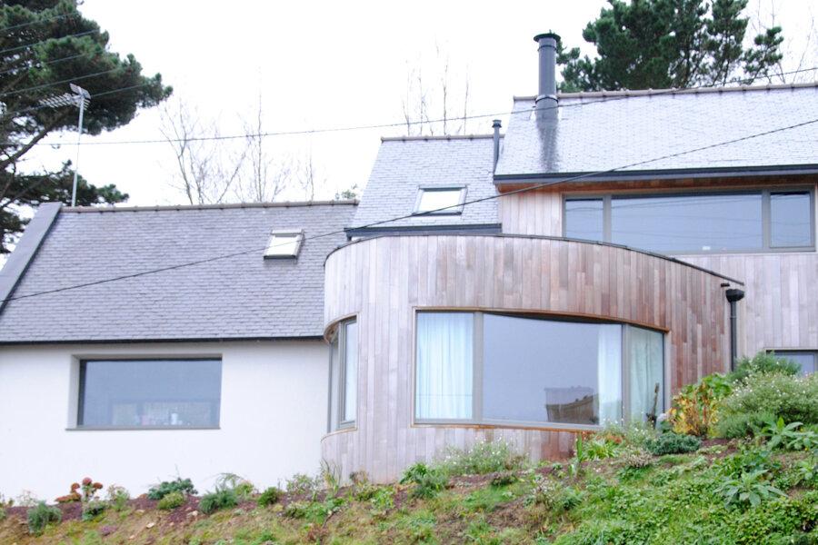 Projet Maison OC réalisé par un architecte Archidvisor