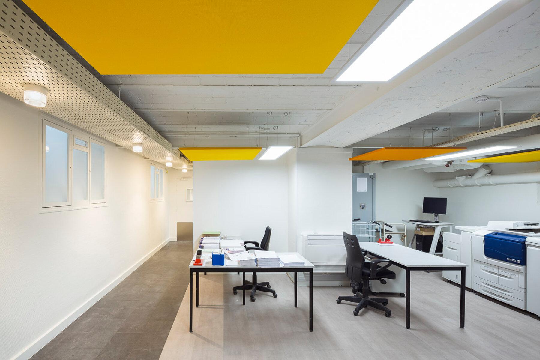 restructuration bureaux