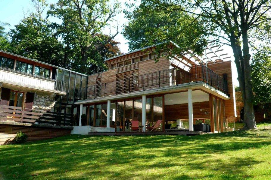 Projet WUHA réalisé par un architecte Archidvisor