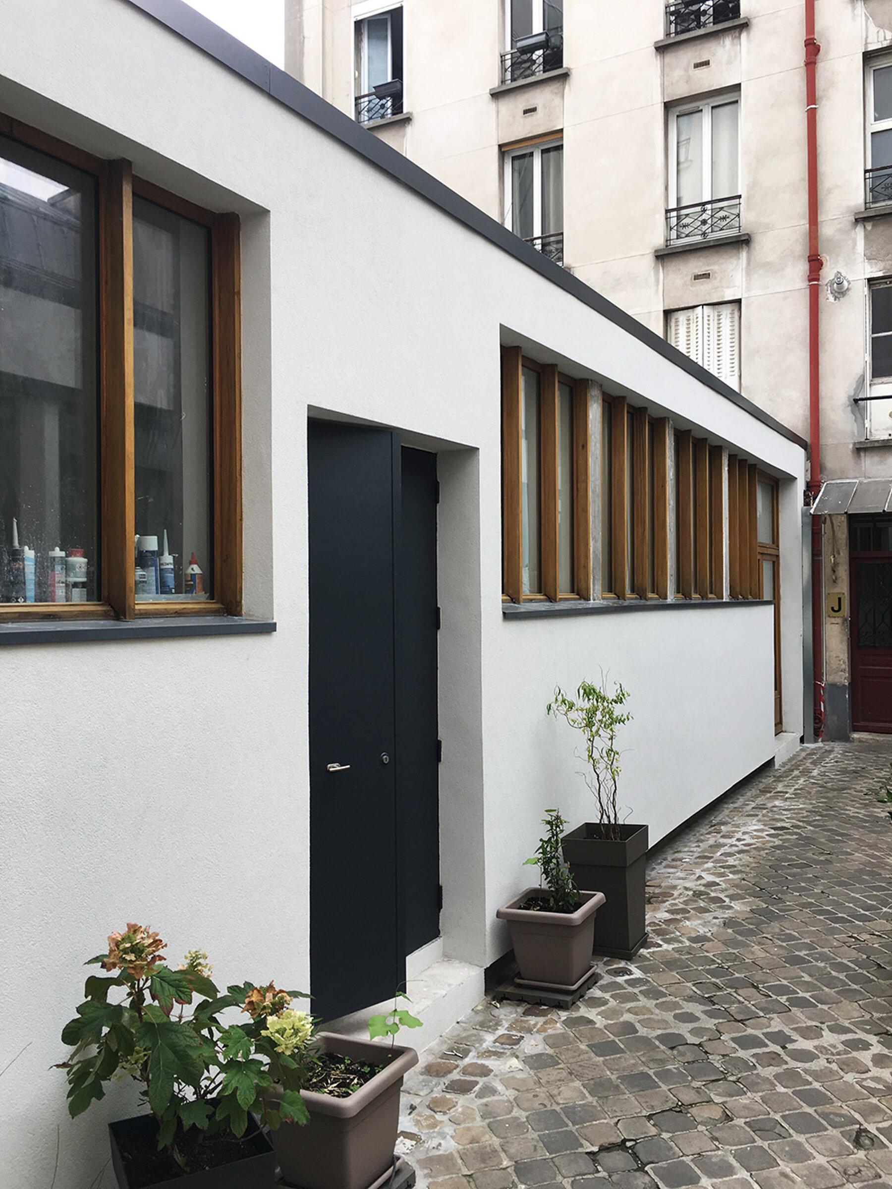 ATELIER D'ARTISTE R - Paris10