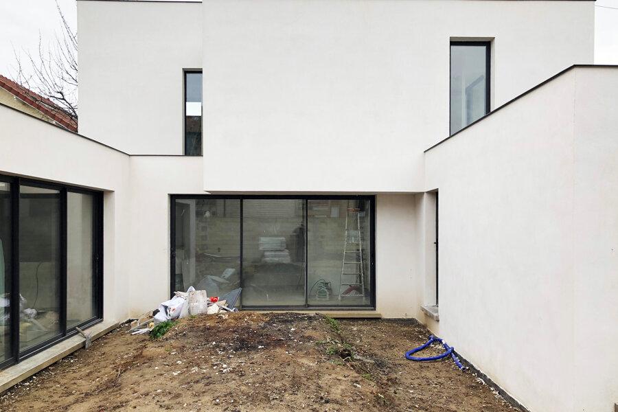 Maison Contemporaine - Traditionnelle - RT 2012