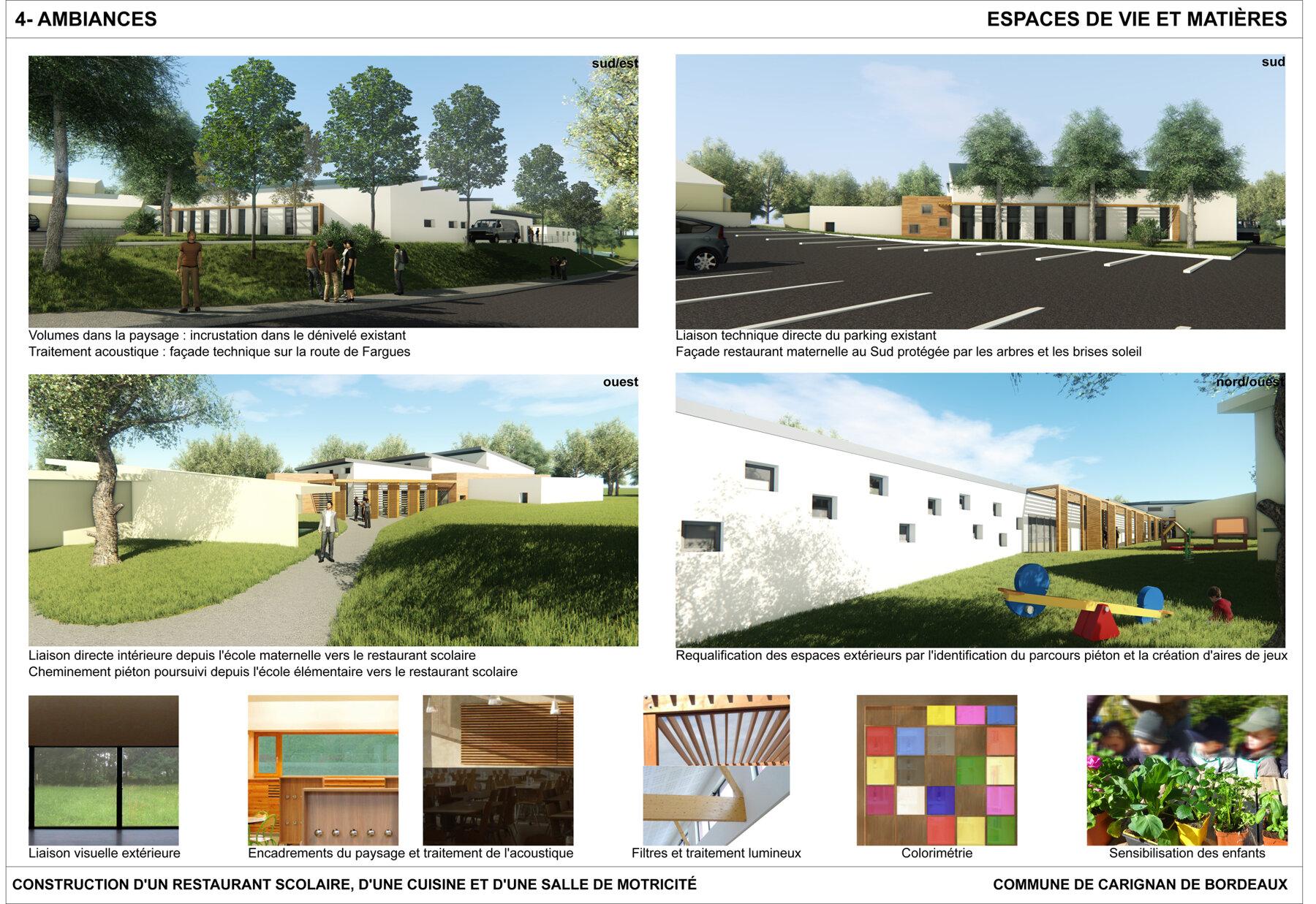 Construction neuve - Equipement éducatif par un architecte Archidvisor