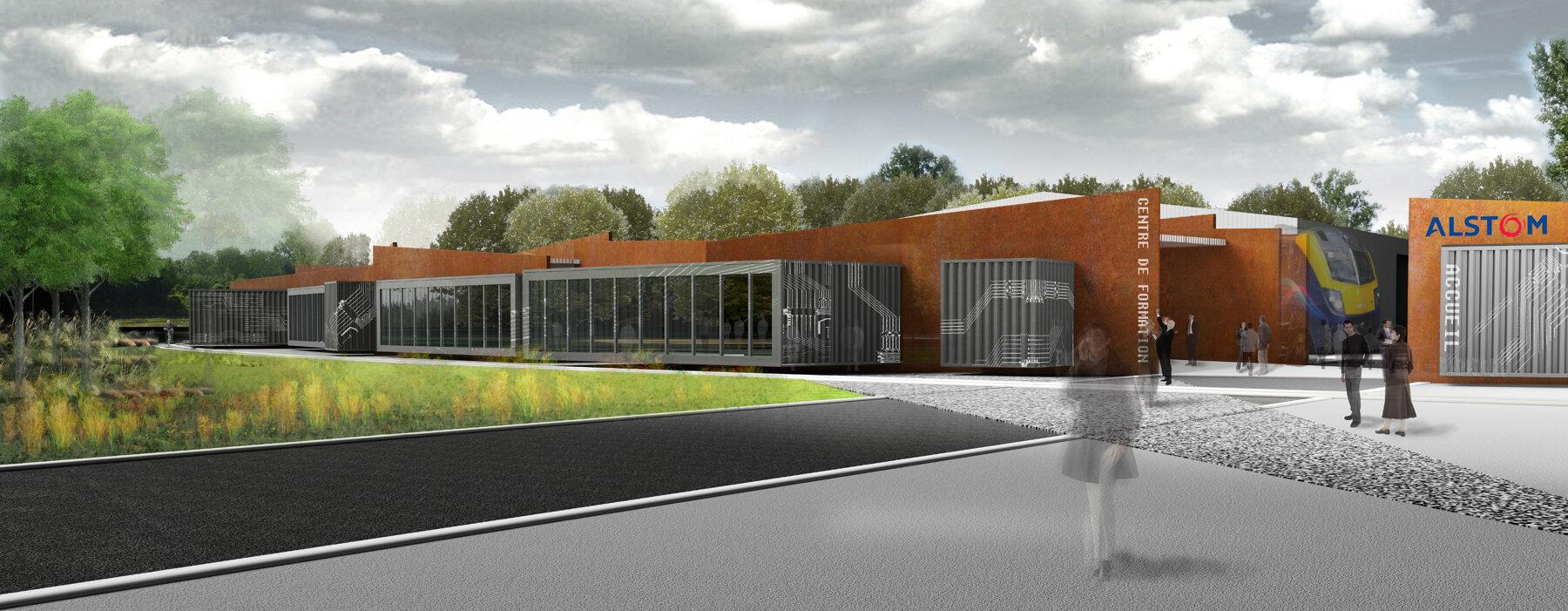 Centre de formation Alstom VPF