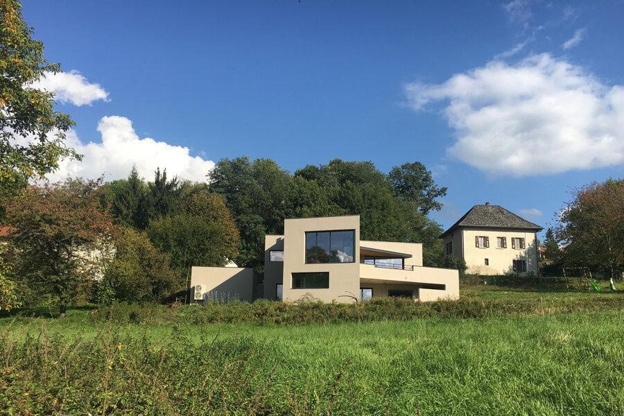 Projet Maison P réalisé par un architecte Archidvisor