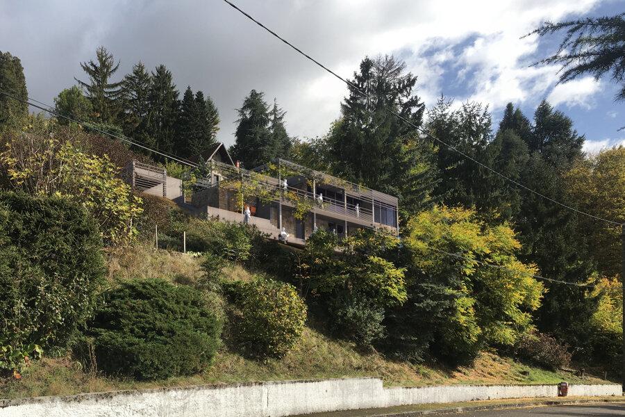 Projet Maison B réalisé par un architecte Archidvisor