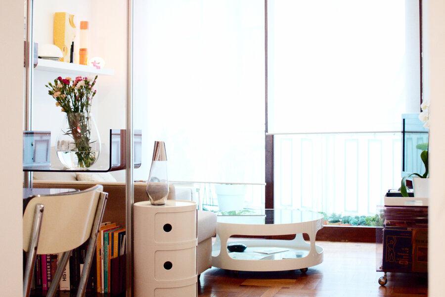 Restructuration et agencement d'un appartement de 37m²