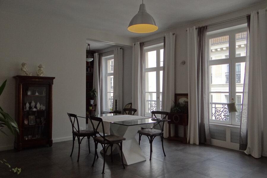 Projet Appartement Paris I réalisé par un architecte Archidvisor