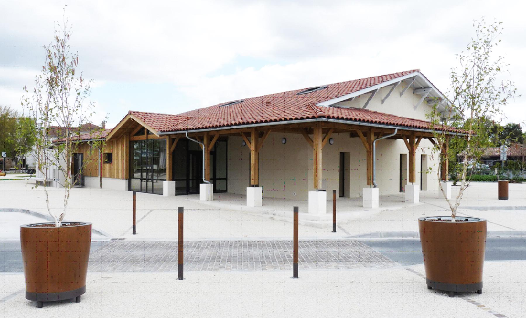 Maison du Val de l'Eyre