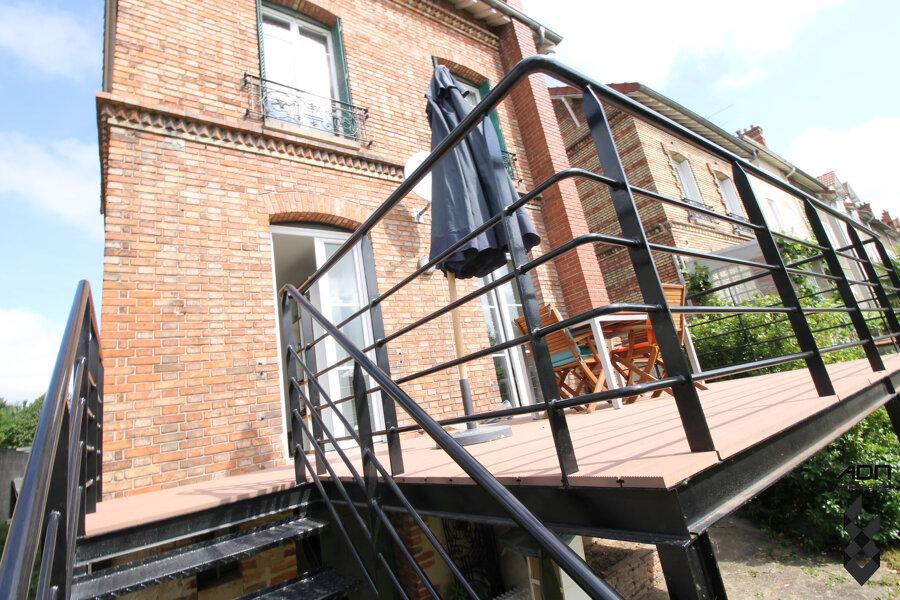 Terrasse + rénovation maison individuelle