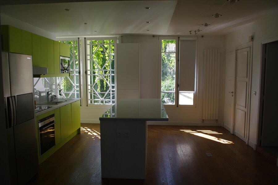 Réhabilitation d'un appartement