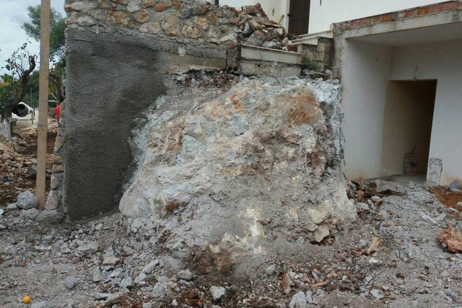 Extension à Céphalonie, Grèce