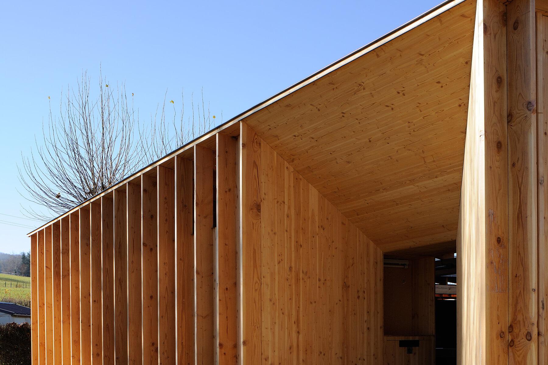 Couverture de Atelier Régis ROUDIL Architectes