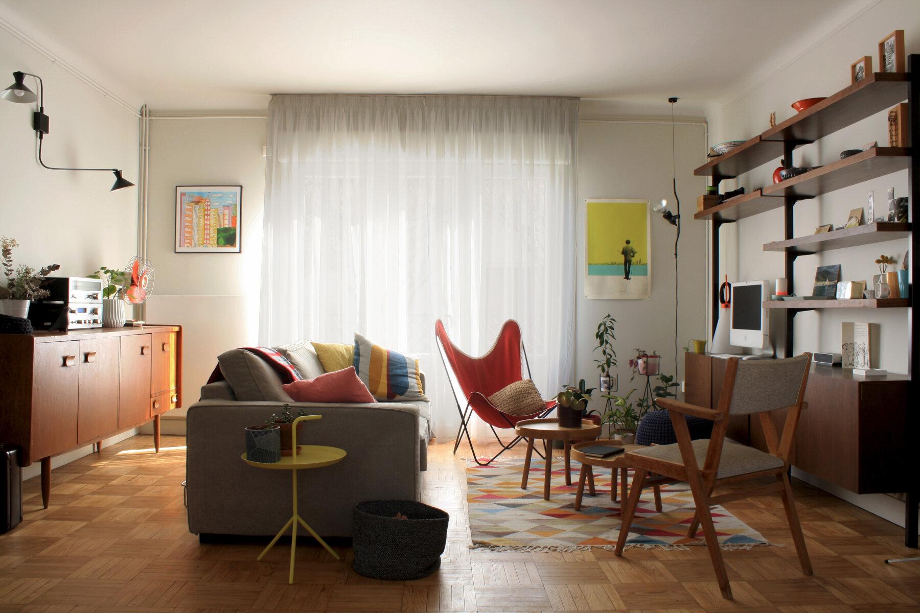 Rénovation maison des années 50