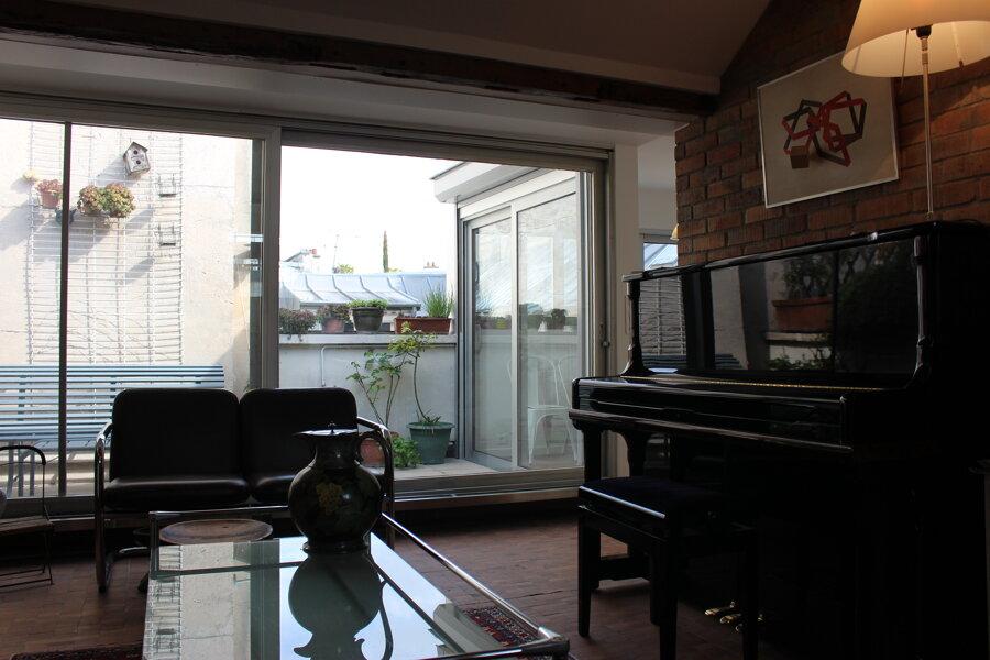 appartement rue Tiquetonne