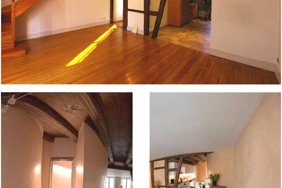 Aménagement et rénovation d'un appartement