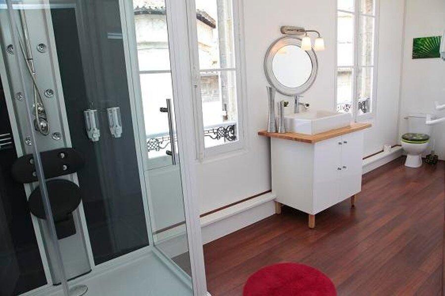 Projet Rénovation et aménagement de chambres d'Hôtes - Saint Emilion réalisé par un architecte Archidvisor