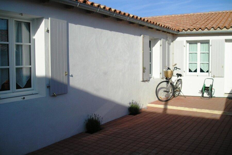 Projet Extension d'une maison et transformation d'un garage - Ile de Ré réalisé par un architecte Archidvisor