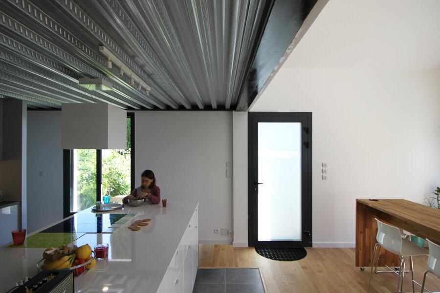 Projet Maison D4 réalisé par un architecte Archidvisor