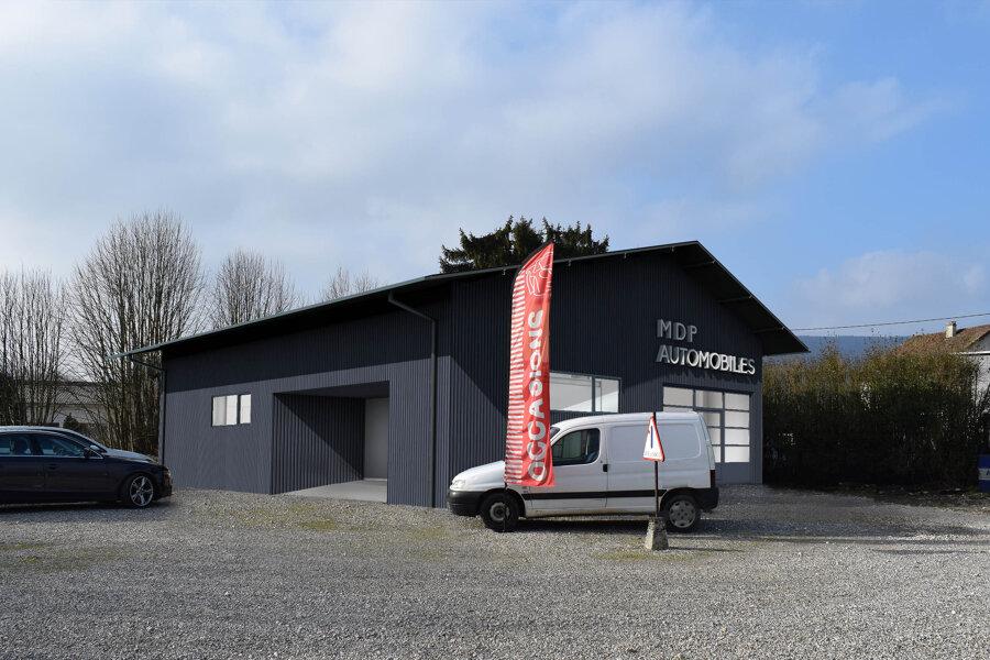 Garage Yenne