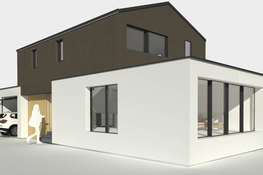 Projet Maison individuelle réalisé par un architecte Archidvisor
