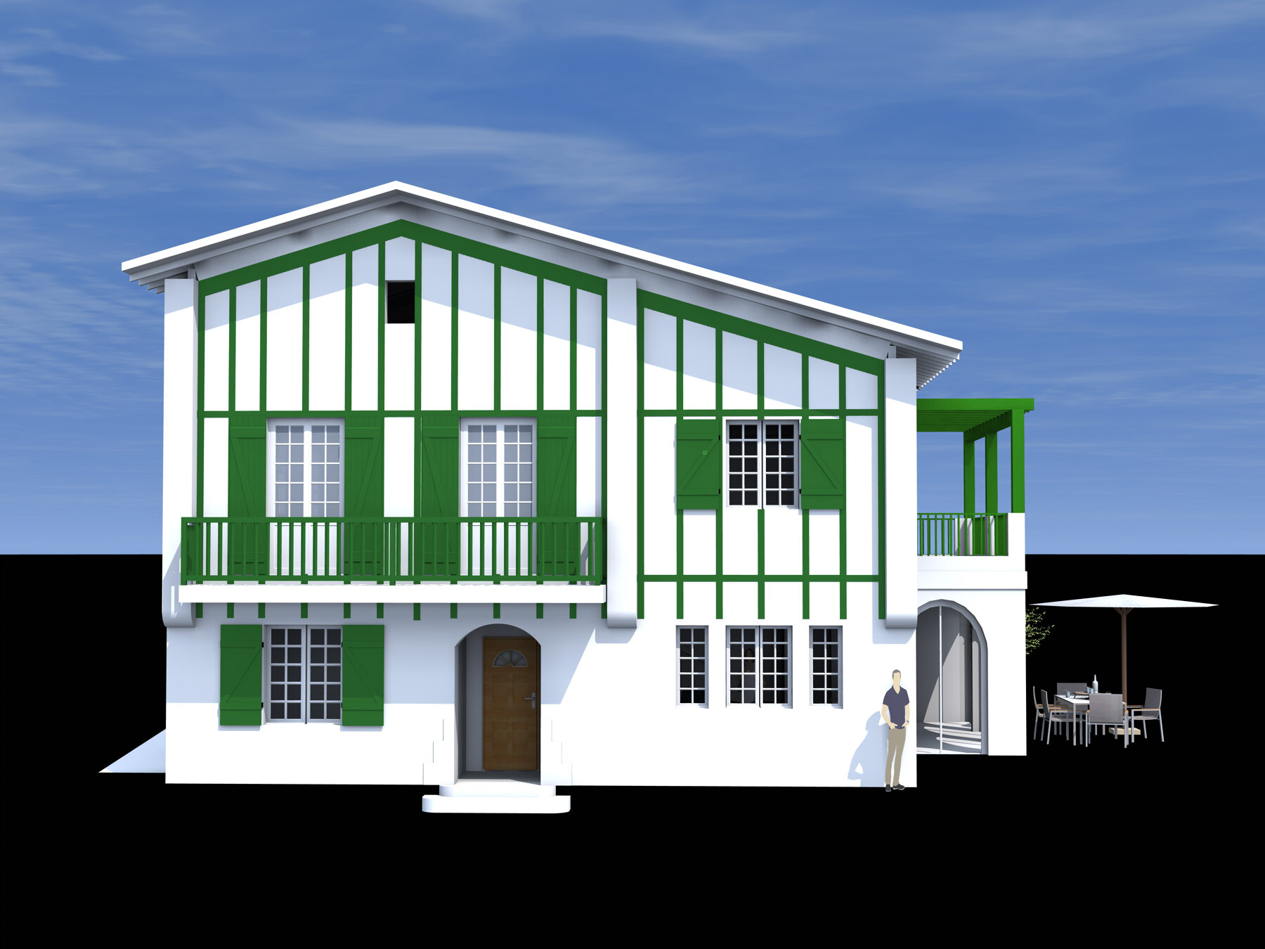 Rénovation et extension
