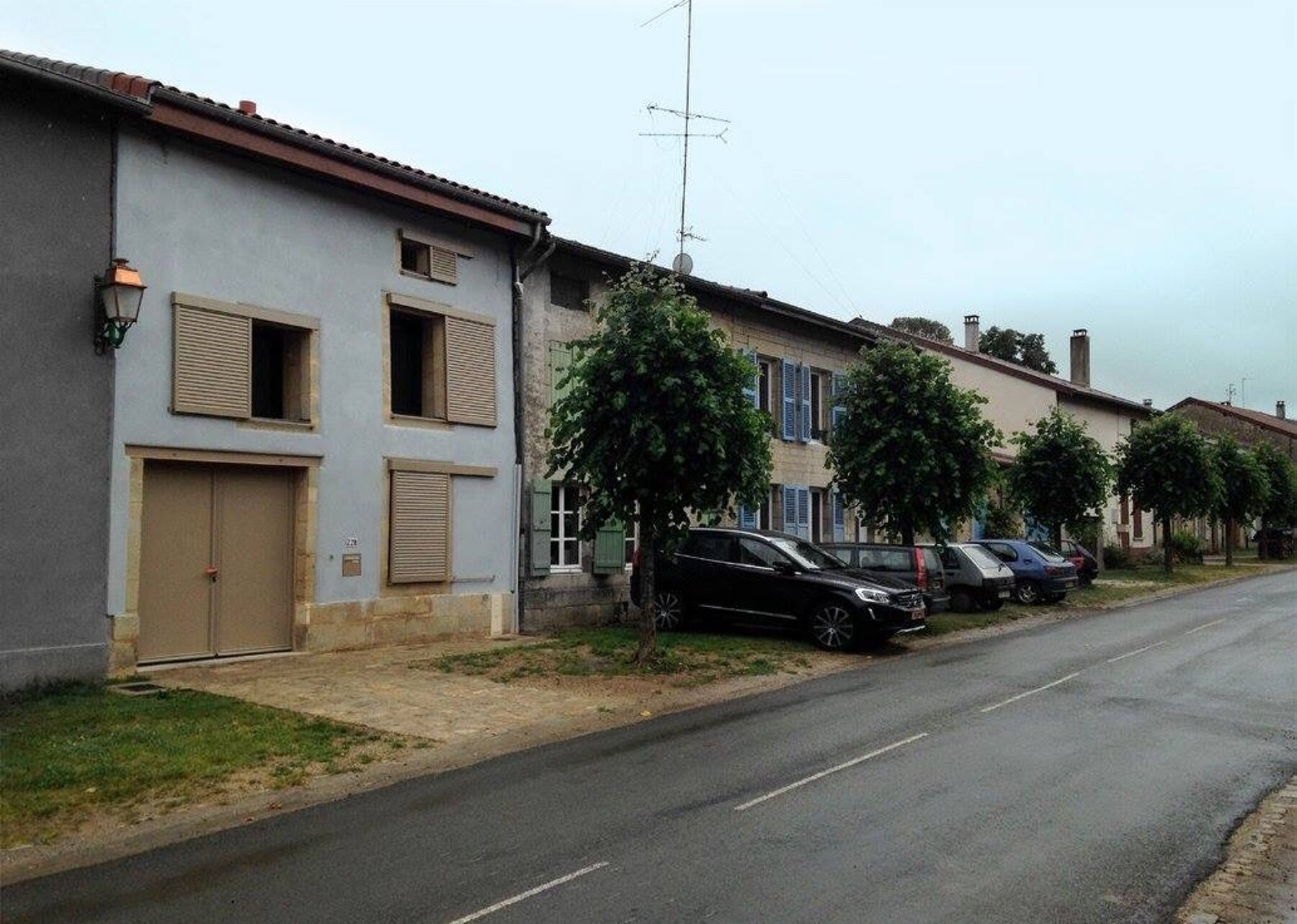 Renovation FRANCOIS