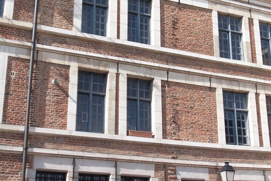 Restauration maison vieux-Lille