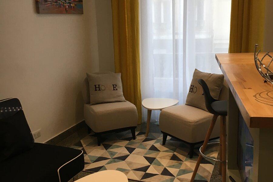"""Projet Rénovation d'un appartement parisien """"City Paris Flat"""" réalisé par un architecte Archidvisor"""