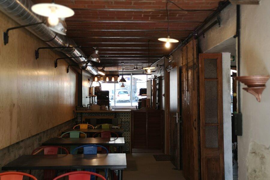 Café / Espace d'exposition