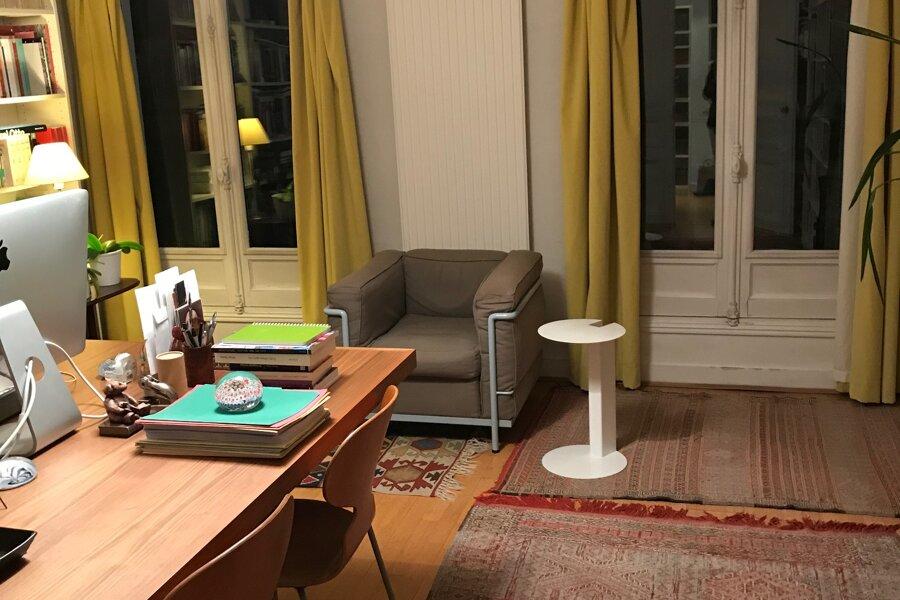 rénovation d'un appartement haussmanien à Paris