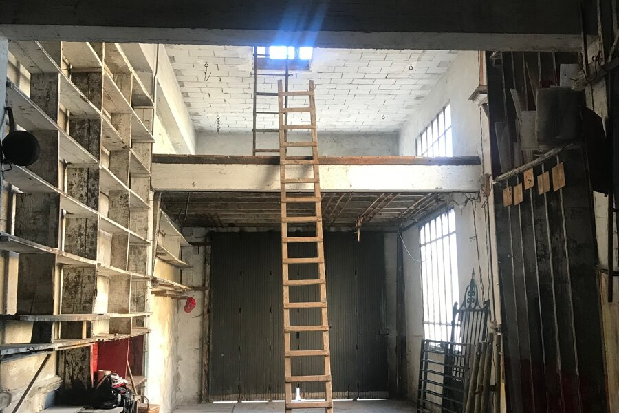 Projet Transformation d'un atelier en loft d'habitation réalisé par un architecte Archidvisor