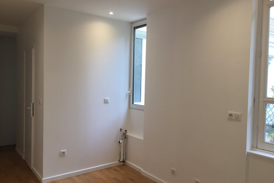 Rénovation d'un loft-Neuilly-Sur-Seine