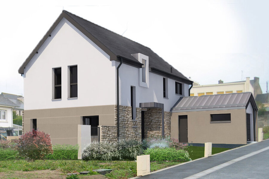 Projet Maison L-R réalisé par un architecte Archidvisor