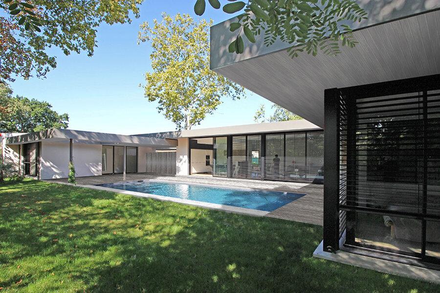 Villa d'exception à patios