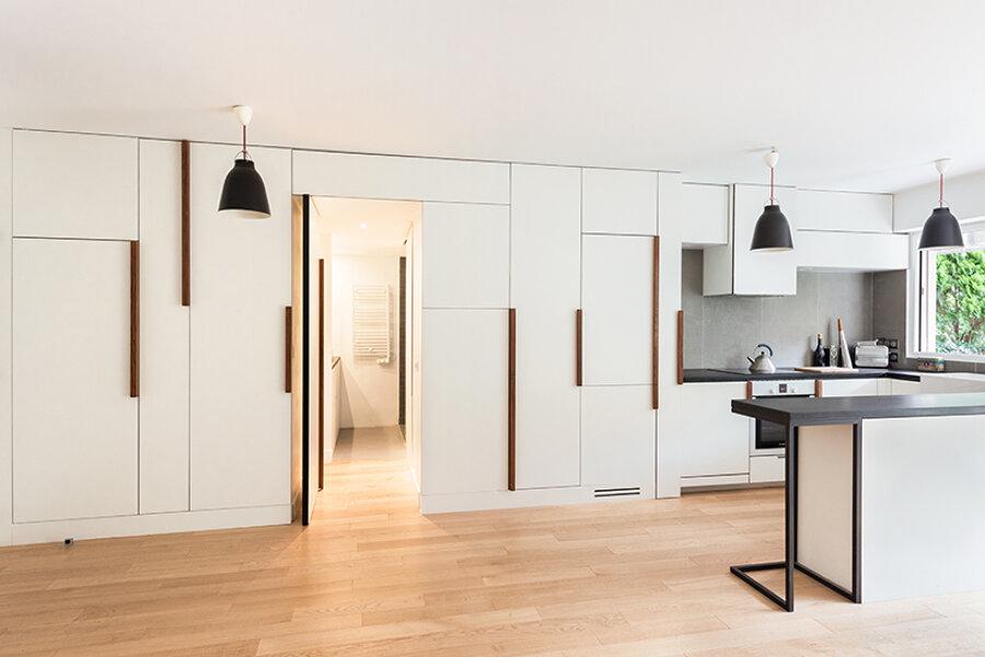 Projet Fifteen doors réalisé par un architecte Archidvisor
