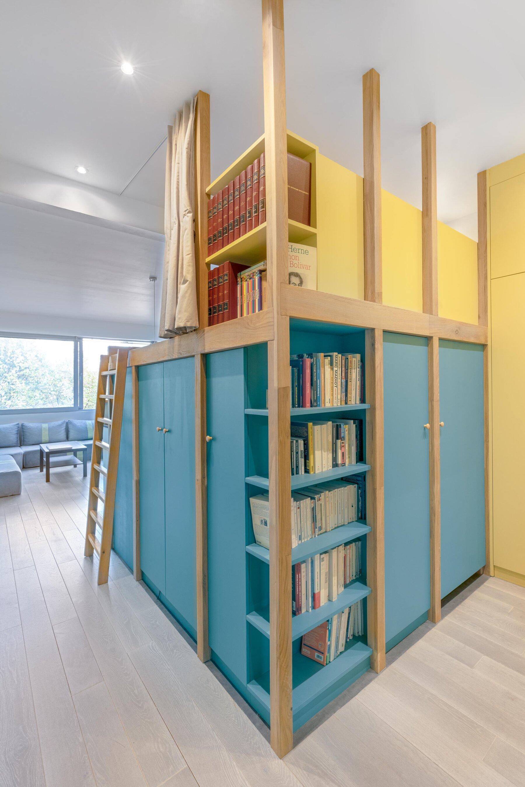 Appartement BLD