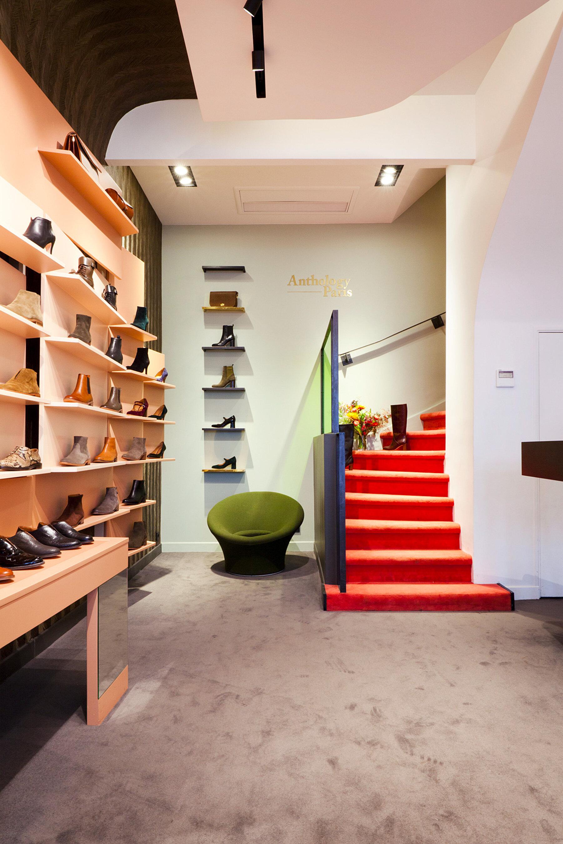 Boutique Anthology Paris - Rue du Cherche-Midi