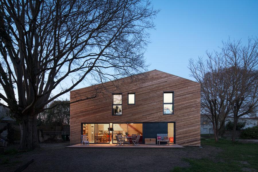Projet Strates réalisé par un architecte Archidvisor