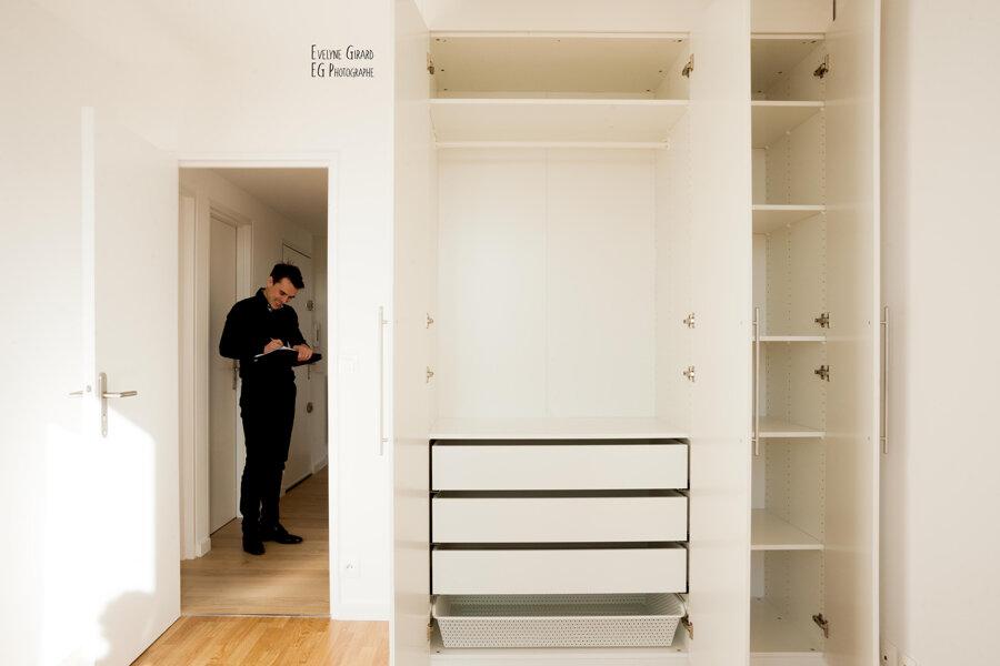 Appartement seventies