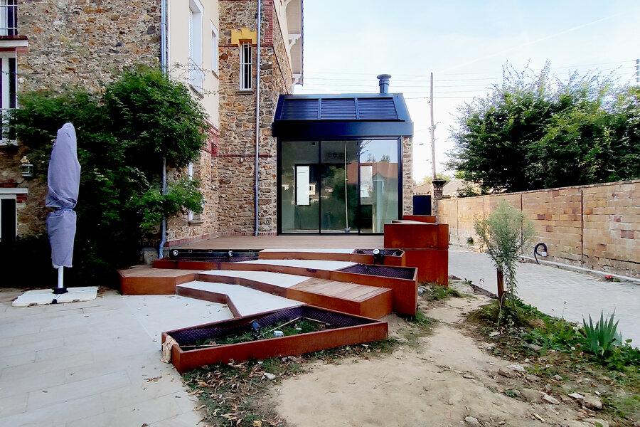 Projet Limours réalisé par un architecte Archidvisor