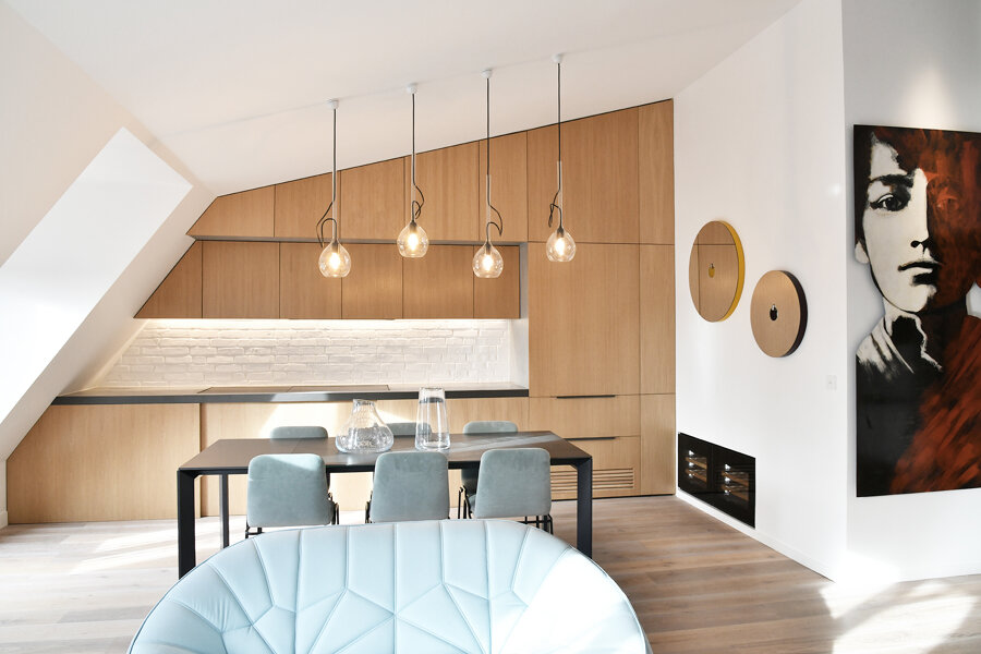 Appartement rue Bachaumont