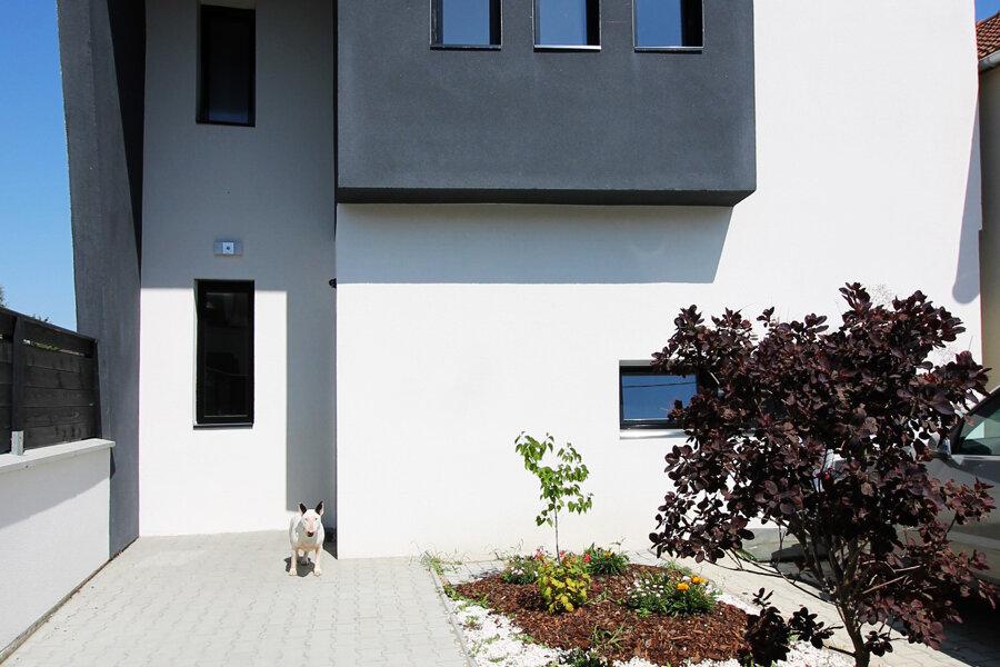Construction neuve d'une maison de ville, Vitry-sur-Seine