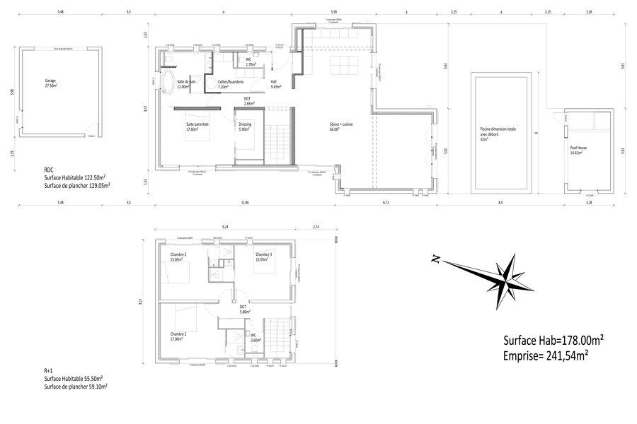 Projet C - Maison Individuelle