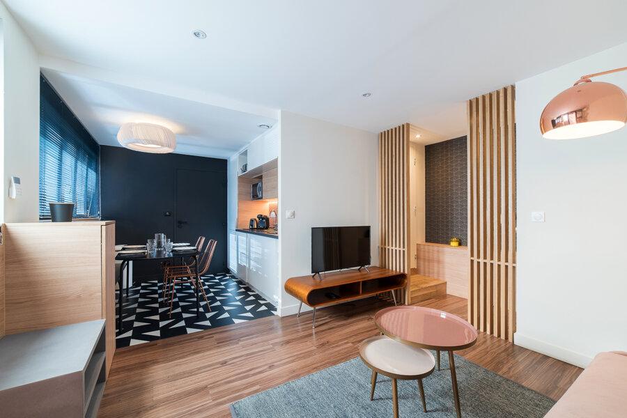 Projet Appartement AirBnb réalisé par un architecte Archidvisor