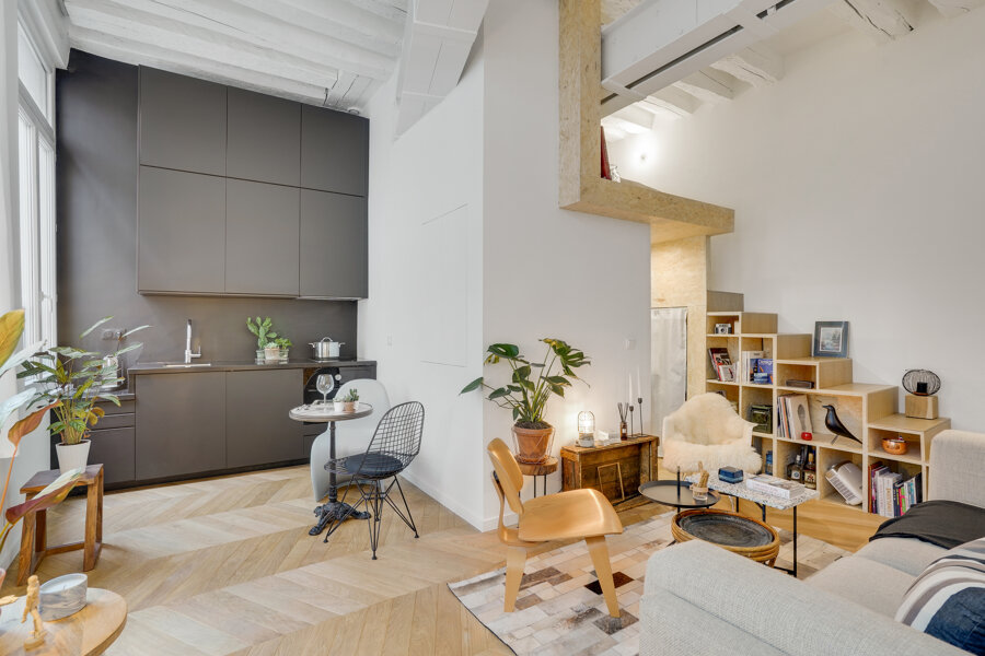 ᐅ samuel crosnier architecte ≡ Architecte à Paris ...
