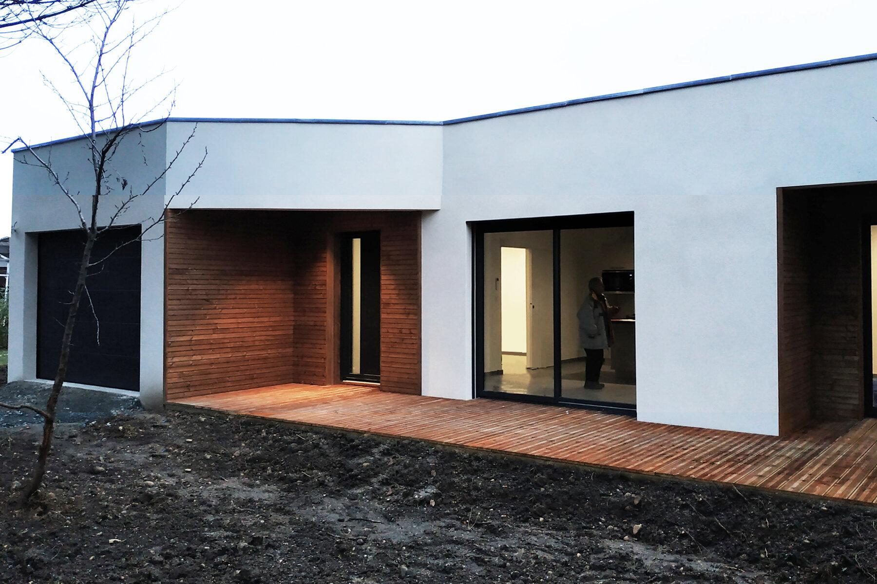 Couverture de cm architecte