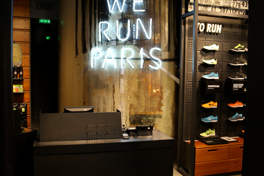 Running Nike Store