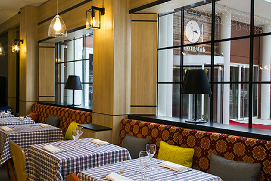 Restaurant La STUB/Casino Niederbronn les Bains