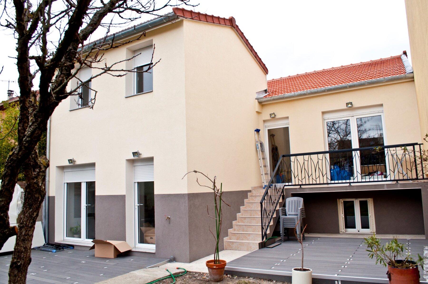 Maison à Drancy 2
