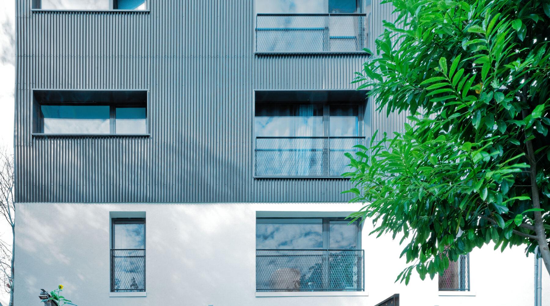 Construction d'un immeuble de 6 logements à destination locative